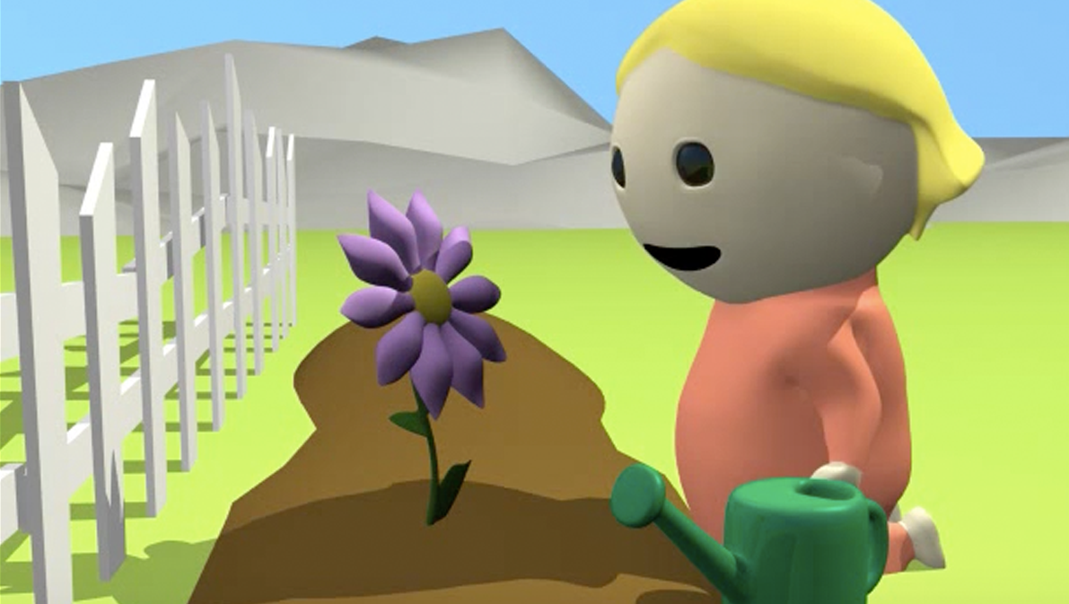 Samgee's Flower: Animated short (2007)